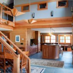 Contemporary Craftsman style